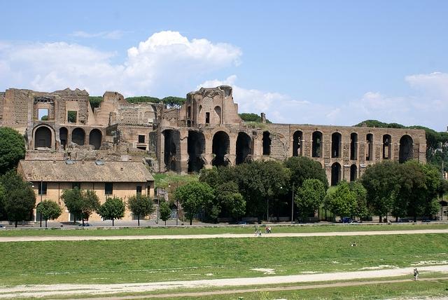 Rzym Circus Maximus