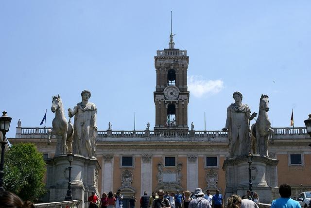 Rzym Kapitol