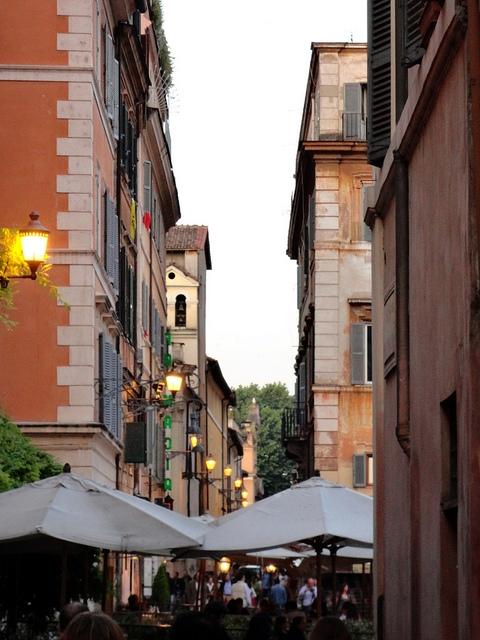 Trastevere Rzym