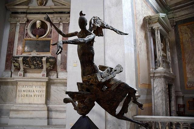 Bazylika Santa Maria degli Angeli e dei Martiri (Bazylika Matki Boskiej Anielskiej), Rzym, Włochy