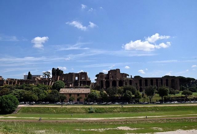 Circus Maximus (Circo Massimo), Rzym, Włochy