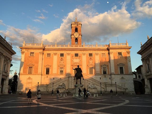 Kapitol, Rzym, Włochy