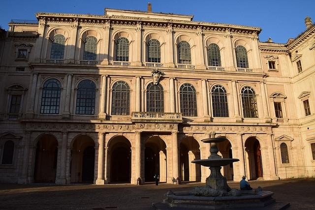Palazzo Barberini, Rzym, Włochy