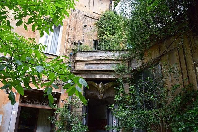 Via Margutta 51, Rzym, Włochy