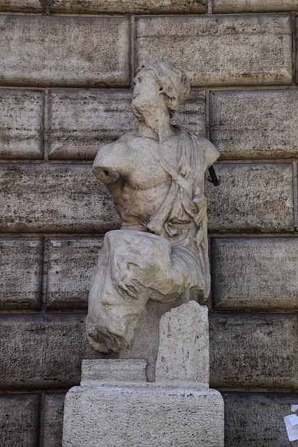 il Pasquino, Rzym, Włochy