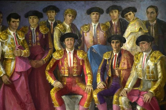 Muzeum Plaza de Toros de la Maestranza Sewilla Hiszpania