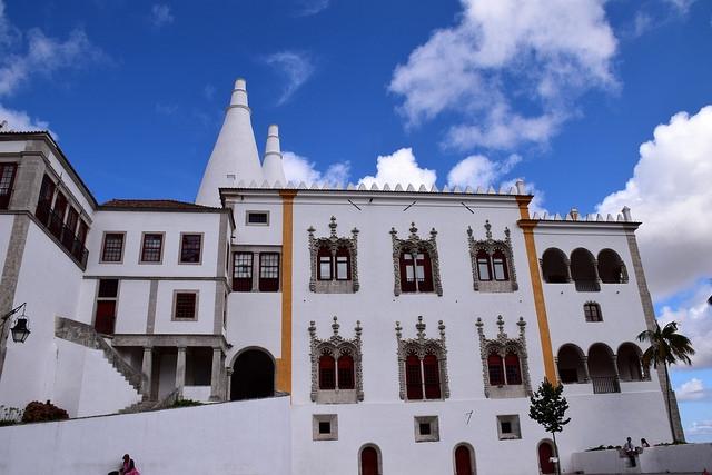 Palacio Nacional de Sintra Portugalia