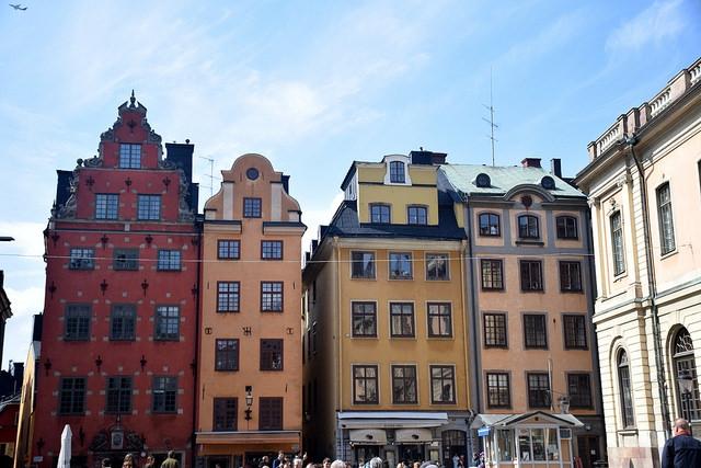 Stortorget Sztokholm Szwecja