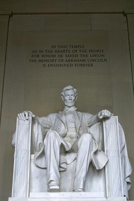 Lincoln Memorial Waszyngton